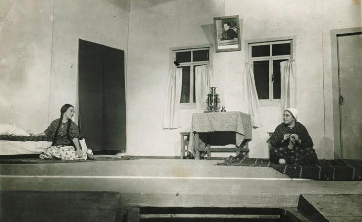 Бакинский еврейский театр: короткая, но яркая жизнь