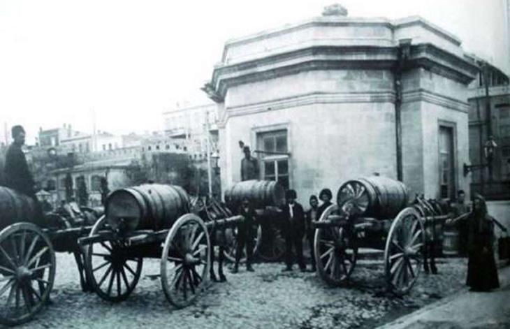 История водоснабжения Баку