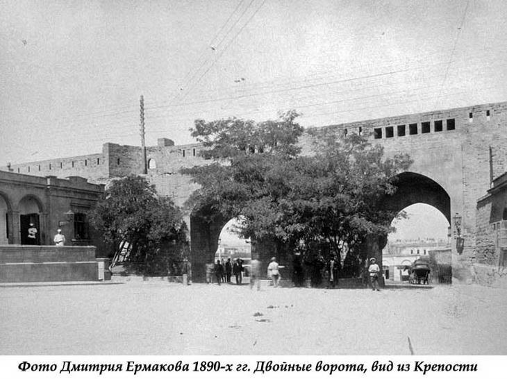 Город-крепость: Ворота в средневековый Баку (10 ФОТО)