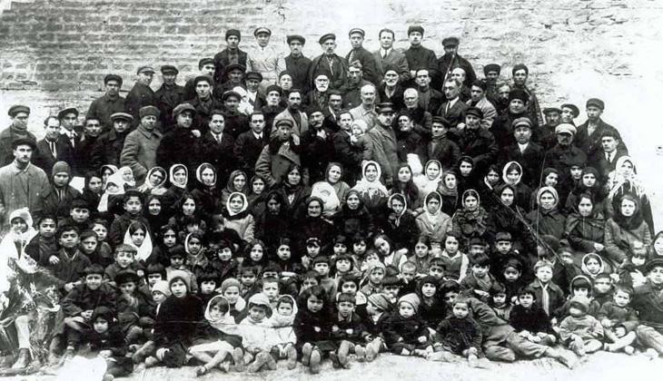 Появление веры бахаи в Азербайджане