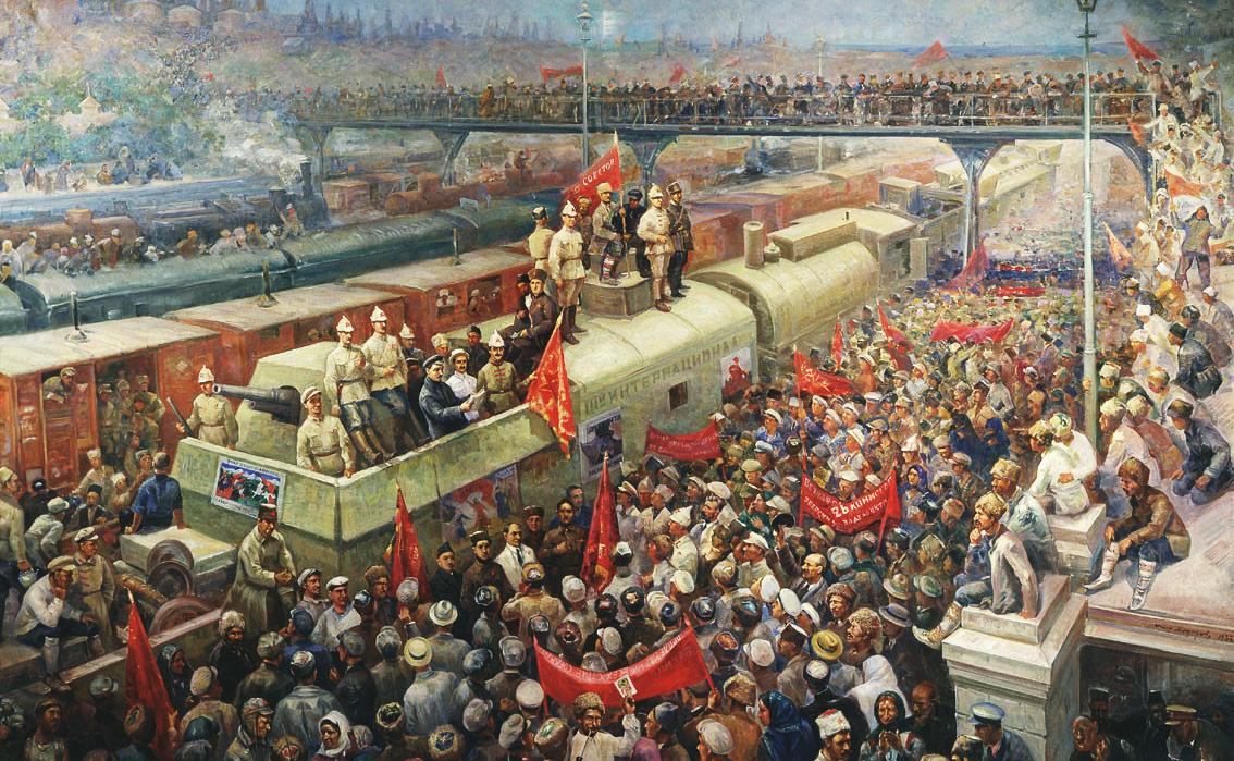 История бронепоездов: от Гражданской войны до карабахского конфликта