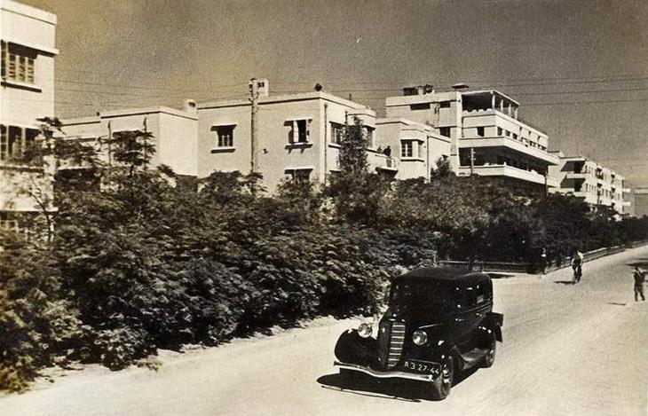 Строительный бум в Баку - 20-30-х гг. ХХ века