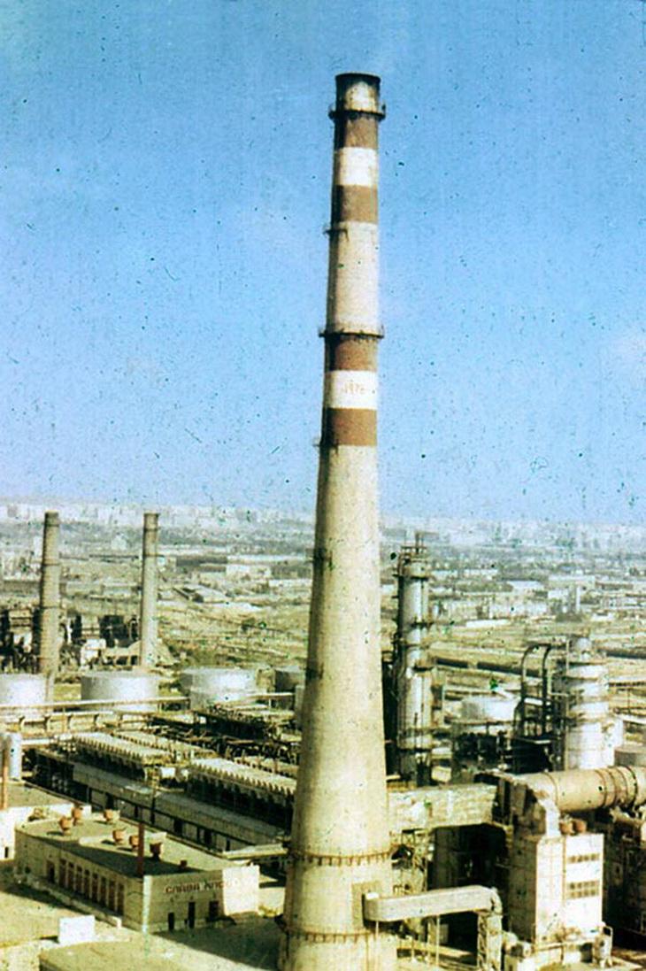 Новобакинский нефтеперерабатывающий завод