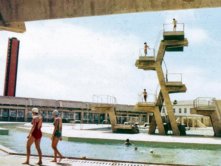 Оздоровительно спортивный комплекс на Московском проспекте