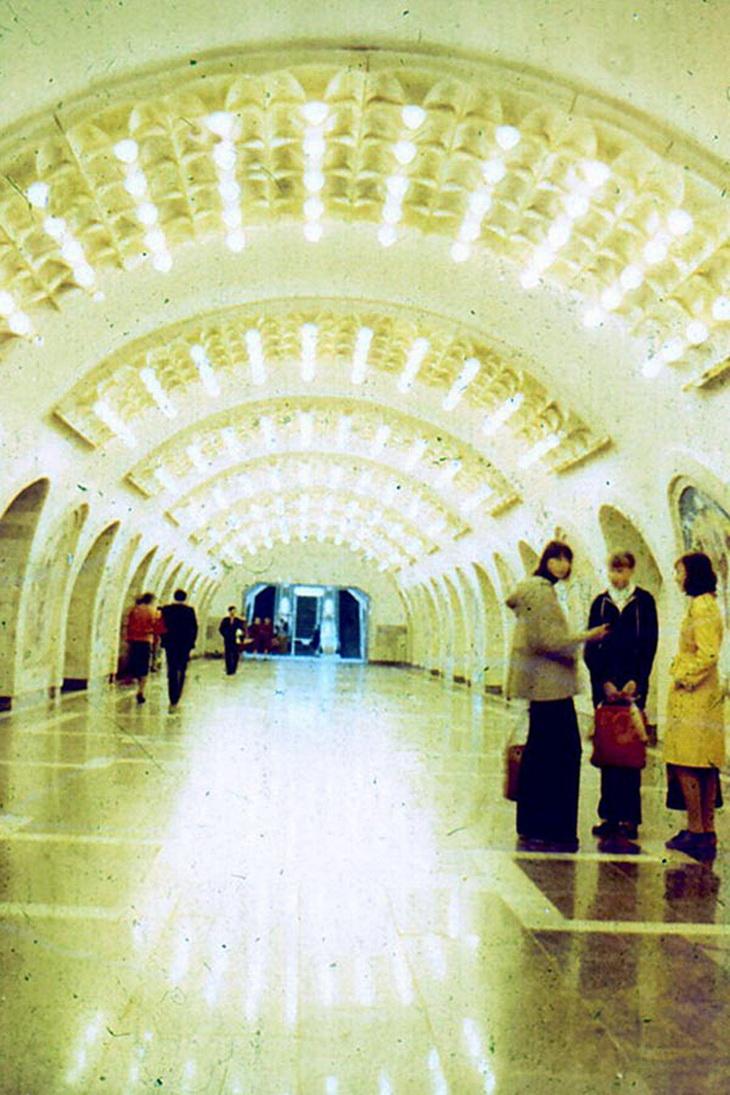 Станция метро «Низами»