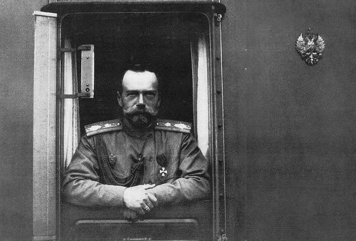 Так кто же сверг Николая II?
