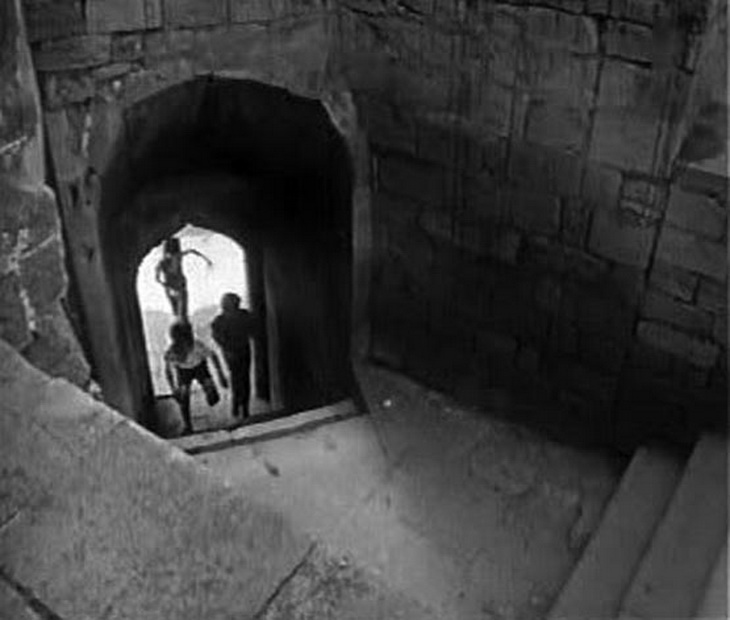 Волшебный халат. 1964