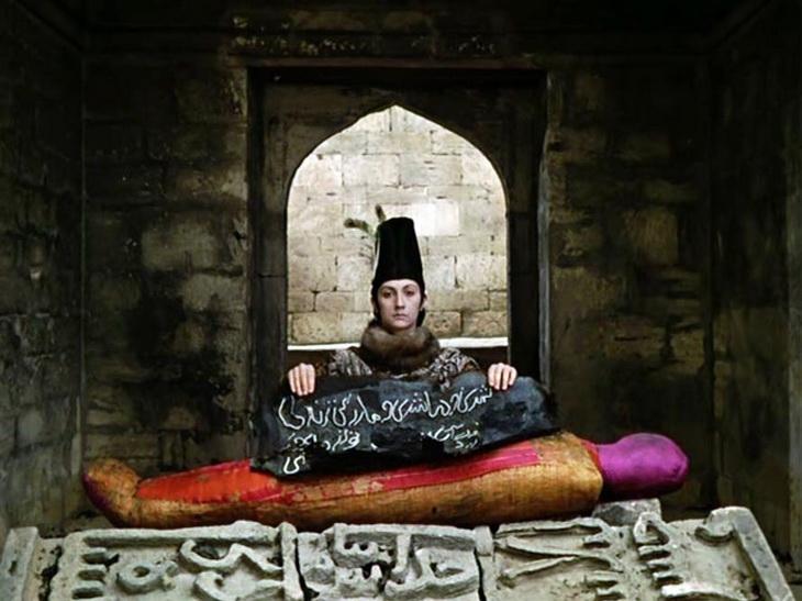Легенда о Сурамской крепости. 1984