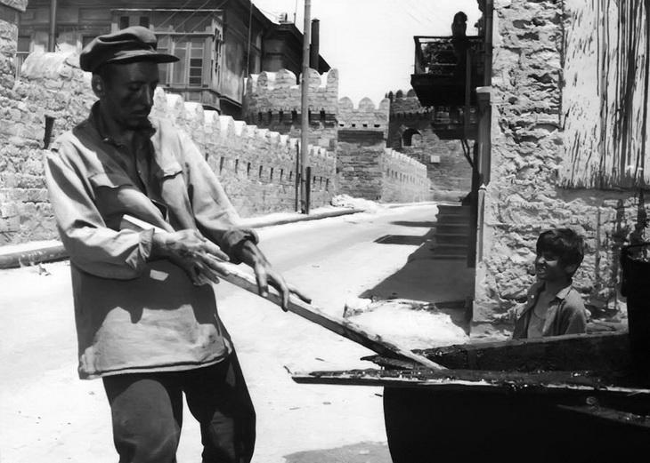 Хлеб поровну. 1969