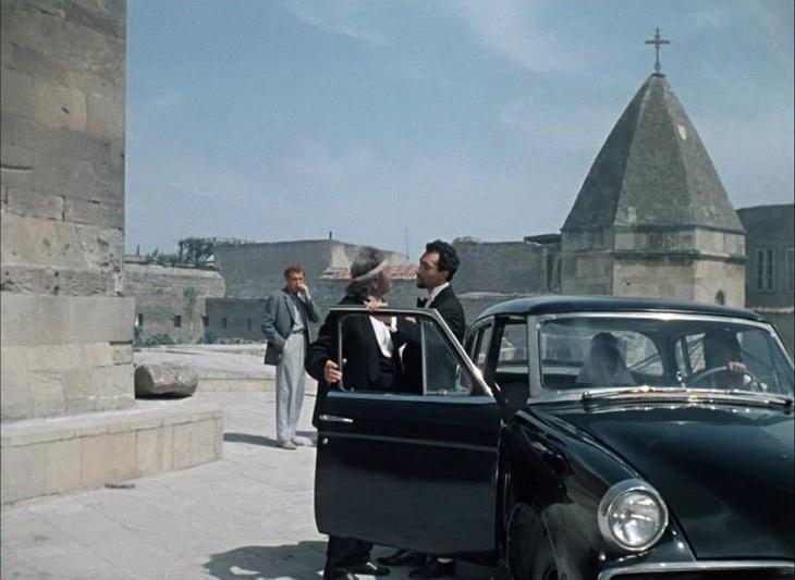 Человек-амфибия. 1961