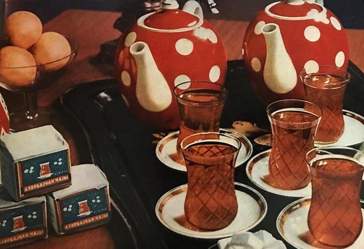 Бакинская реклама, 1960-е годы