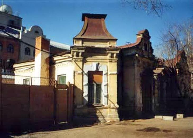 Дом XIX века